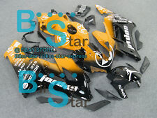 Decals Glossy INJECTION Fairing Kit Set Fit Honda CBR1000RR 2004-2005 63 A3
