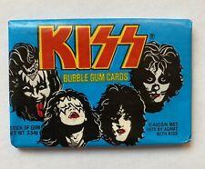 1978 Donruss KISS 1st Series Unopened Wax Pack