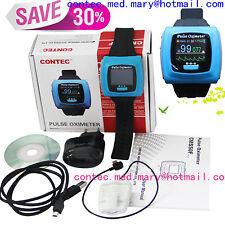 US Wrist Pulse Oximeter, Spo2 Monitor Daily And Overnight Sleep, CE FDA,CMS-50F