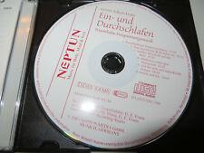 CD Ein- und Durchschlafen, Traumhafte Entspannungsmusik