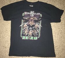 Jinx Blizzard Starcraft Shirt Mens Size Large