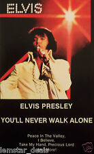 Elvis Presley You'll Never Walk Alone Cassette