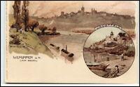 Gruss aus WIMPFEN aN.Postkarte AK Reprint KEIN Original NACHDRUCK-Postkarte