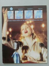 MADONNA ICON OFFICIAL FAN CLUB MAGAZINE VOL 6 ISSUE 3 issue 23