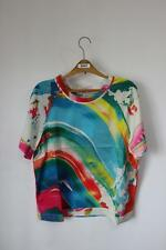 blue women's top &Other stories, size 42, polyester 0166633008