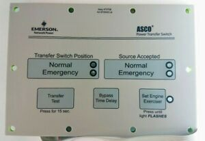 ASCO Bảng điều khiển màng # 473708 Mới trong gói
