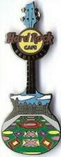 Hard Rock Cafe PinBrussels - 2012 -Flower Carpet City Guitar