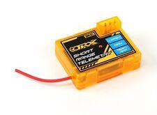 Orange RX Telemetrie Empfänger für Spektrum DSM2 DSMX kein TM1000 TM1100 NEU OVP