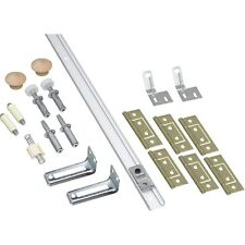 "National 48-in Bifold/Folding Closet Door Hardware Kit (N343-723) Track 48"" Long"
