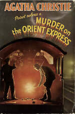 Poirot: Murder on the Orient Express by Agatha Christie (Hardback, 2006)