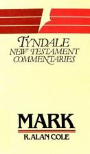 The Gospel According to Mark: An Introduction and Commentary (Tyndale-ExLibrary