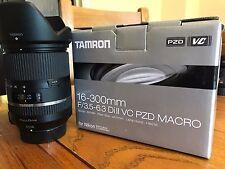 Tamron 16-300mm F/3.5-6.3 Di-ii Vc Pzd Lente