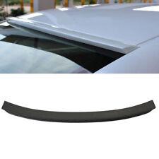 Fit 06-12 IS250 IS350 VIP Matte Flat Black Rear Window Roof Wing Spoiler Visor