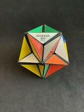 Vintage 1982 Alexander's Star Rubik's Cube Puzzle Ideal Toys