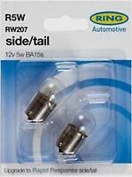 Tail Light Bulbs Fit Fiat Punto 1994-1999 & 2005 on Multipla 1999-2000 (TL207)