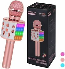 ZZLWAN Singing Karaoke for Kids Toys Age 5-12, Top Birthday Gift for 6 7 8 9 10