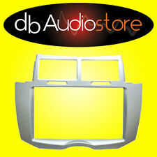 MA/418/2 Mascherina AutoRadio Toyota Yaris 2009 Adattatore Cornice Radio Stereo