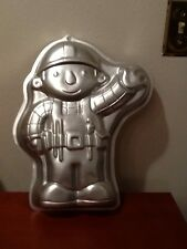 Wilton Bob The Builder Cake Pan 2105-5025 EUC