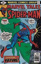 Marvel Comics Group! Marvel Tales! Starring: Spider-Man! Issue 105!