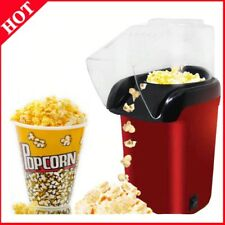 Mini Air Popcorn Making Machine christmas gift DIY  electric corn popper