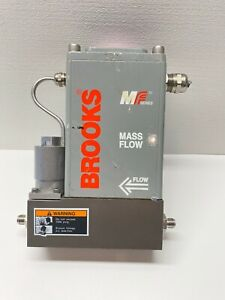 Brooks MF Series Smart Mass Flow Controller MF50I, 225 SLPM w/ Warranty