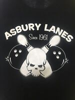 ASBURY LANES since 1961 VINTAGE T-shirt - XXL - Get that Bruce Springsteen Vibe!