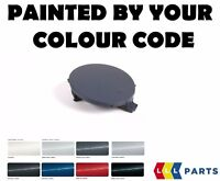 BMW NEW E63 E64 M6 FRONT BUMPER TOW HOOK EYE COVER PAINTED BY YOUR COLOUR CODE