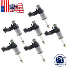 6x Fuel Injectors For 12638530 Chevrolet Camaro Traverse GMC Acadia 3.6