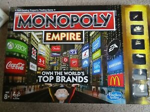Monopoly Empire  spares select items