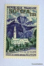 CFA REUNION Timbre   1961 MASSIF DU CILAOS Yt352A CFA352A