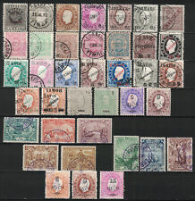 Portuguese Timor very nice classic colony collection of used stamps