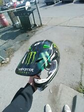 Monster Energy Dirt Bike Helmet One Industries Size 59-60cm Large