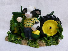 Mary's Moo Moos John Deere I See A Bright Sunny Future For Moo Tractor Cow