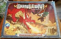 DUNGEON FANTASY BOARD GAME DUNGEONS & DRAGONS SPARES NOT COMPLETE 2014 EDITION