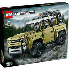 New LEGO Technic Land Rover Defender (42110) - 2573 Pieces