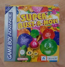 100% Genuine & Boxed Super Bust-A-Move (Nintendo Gameboy Advance)
