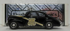 Durham Classics 1/43 Scale DC5DV2 - 1941 Chevrolet Michigan State Police Cruiser
