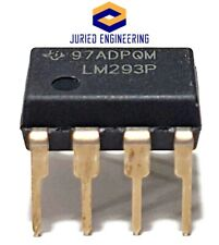 10PCS LM293P LM293 Dual Differential Comparator Industrial IC