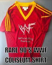 1998 WWF vTg World Wrestling Federation WWE Ljn Andre Giant TITAN Hulk t-shirt