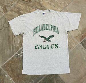 Vintage Philadelphia Eagles Russell Football Tshirt, Size Large