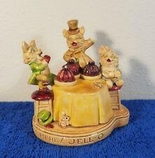 Vintage 1956 3 Kittens Sebastian Miniatures Figure - Mother Dear See Here Jell-O
