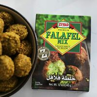 Ziyad Falafel Dry Mix Non-GMO Gluten-Free vegan 100% All-Natural No Additives