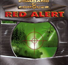 Command & and Conquer Red Alert PC 2 CDs 1996