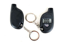 High Quality MINI Car Tire Tyre Pressure Gauge Digital LCD Keychain Brand New