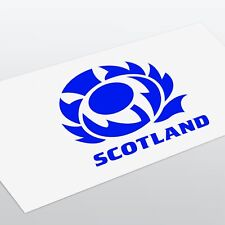Scottish Thistle Escocia coche decal sticker ventana de parachoques Rugby Jdm Euro Laptop