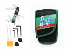 2.1127 - Victorinox - Coltellino Multiuso Bike tool kit - Spedizione Gratuita