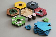 Settlers of Catan Board | 5-6 Player Expansion. Handmade. Custom, Wood