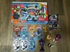 Skylanders TrapTeam Wii Starter Pack Lot  TRAPS, MASTERS, SUPERCHARGER, NEW/USED