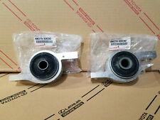 Genuine Lexus Front Lower Control Arm Bushing Set 48075-30030 48076-33030 OEM