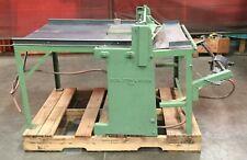 Pexto Peck, Stow & Wilcox Metal Foot Shear Model 137-L / Capacity 16 Soft Steel